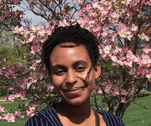 2020 US Army Women's Foundation 2020 Scholarship Recipient Larissa Daniels-Hill