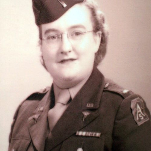 2014 US Army Women's Foundation Hall of Fame Inductee Silver Star Recipient Elaine A. Roe