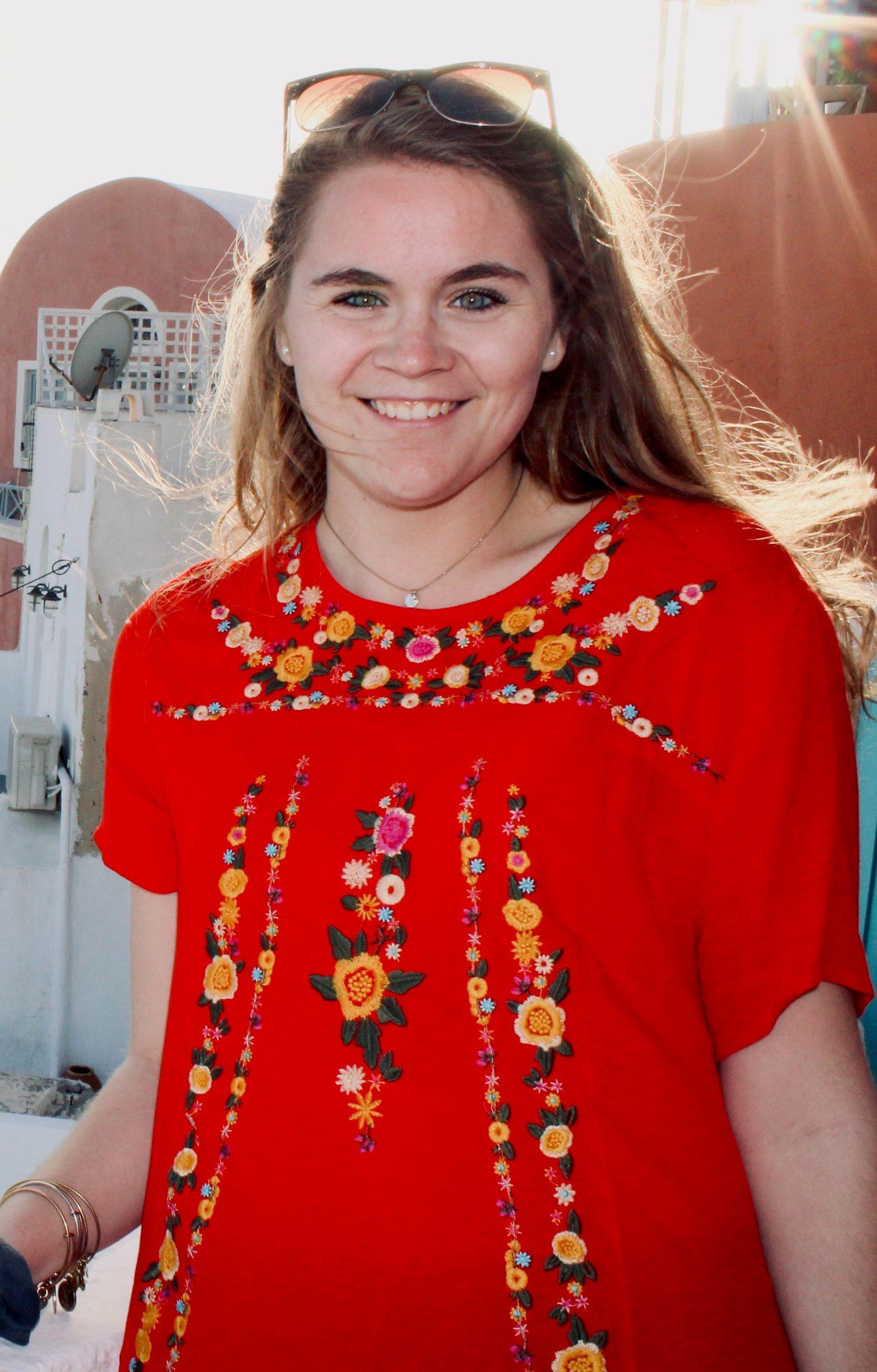 2020 US Army Women's Foundation 2020 Scholarship Recipient Katherine French