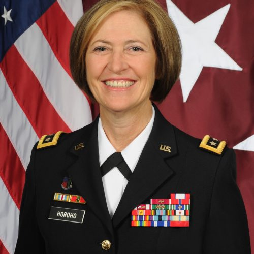 2016 US Army Women's Hall of Fame Inductee Female Firsts Award Patricia Horoho
