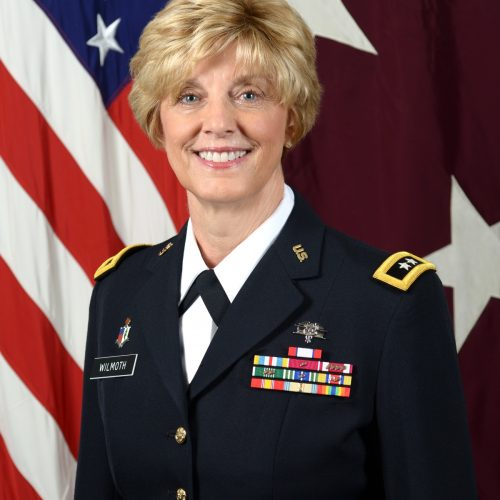 MG Peggy Wilmonth 2020 Army Womens Foundation Hall of Fame