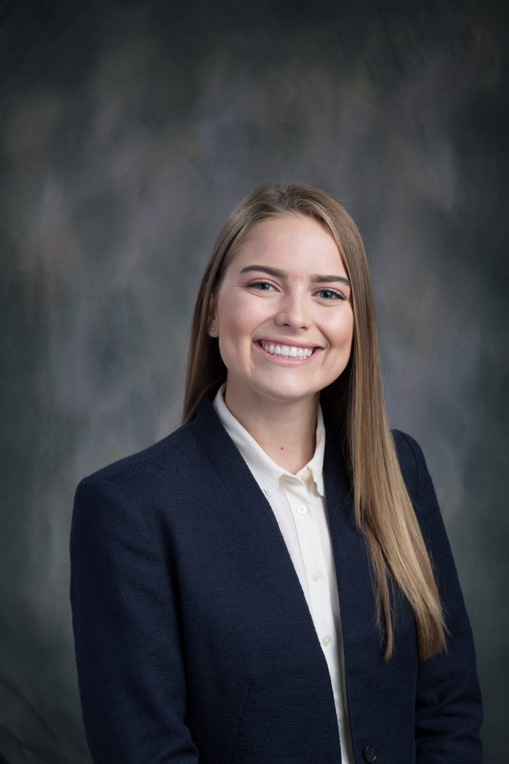 2020 US Army Women's Foundation 2020 Scholarship Recipient Nicole Stephens