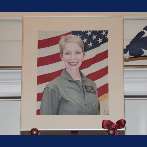 2018 US Army Women's Foundation Hall of Fame Inductee CW5 Mary Cara Smalley USA Retired - Posthumously