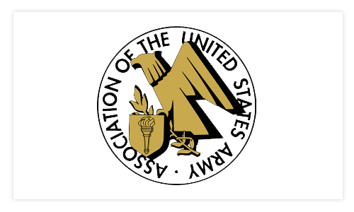AUSA (Association of the United States) sponsorhip Logo